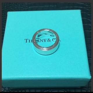 Tiffany & Co. - ティファニー ビスモチーフリング