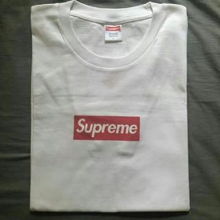 Supreme - Supreme 20周年 Box Logo ボックスロゴ Tee