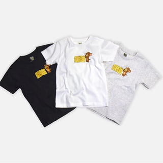 シュプリーム(Supreme)のKITH × Tom&Jerry baby kids Tシャツ 80〜90サイズ(Tシャツ/カットソー)