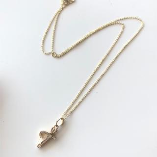 ロノ(LONO)の藤ヶ谷太輔 さん 着用 イニシャル ゴールド ネックレス ロノ(ネックレス)
