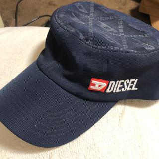ディーゼル(DIESEL)のdiesel ワークキャップ(キャップ)