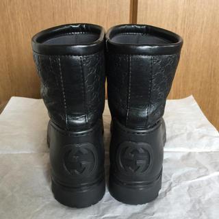 グッチ(Gucci)のGUCCI レインシューズ(レインブーツ/長靴)