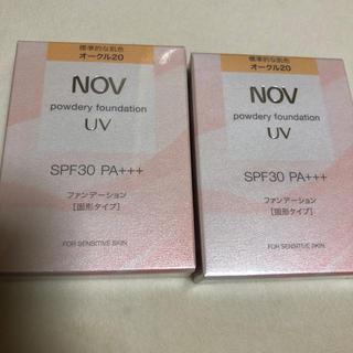 ノブ(NOV)のノブ ファンデーション  20(ファンデーション)