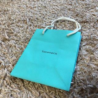 ティファニー(Tiffany & Co.)のティファニー ショップ袋 ショッパー  紙袋(ショップ袋)
