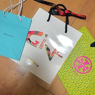 ティファニー(Tiffany & Co.)のまとめ売り☆ SISLEY シスレー Tiffany ティファニー トリーバーチ(ショップ袋)