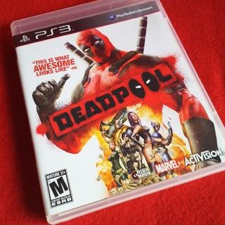 PlayStation3 - PS3 輸入ゲーム デッドプール