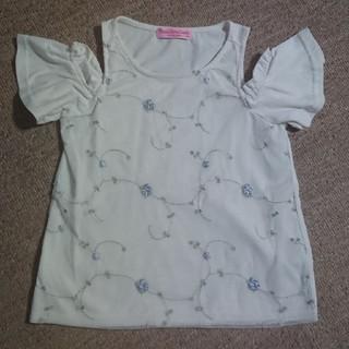 シマムラ(しまむら)の女の子☆半袖Tシャツ☆140(Tシャツ/カットソー)