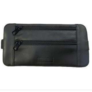 シュプリーム(Supreme)の定価以下supreme leather waist shoulder porch(ウエストポーチ)