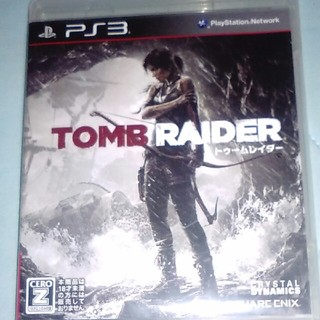 PlayStation3 - PS3 トゥームレイダー