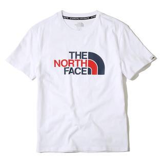 THE NORTH FACE - 新作ホワイトレーベル ノースフェイス retro logo Tシャツ