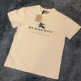バーバリー(BURBERRY)のBurberry T-シャツ 男女 流行る タグ付き 正規品 (Tシャツ(半袖/袖なし))