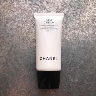 シャネル(CHANEL)のCHANEL CCクリーム (化粧下地)