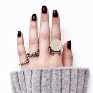 Soierie Chain ring(リング(指輪))