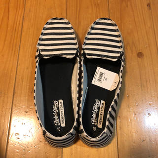 ペタンコ靴 26センチ(ローファー/革靴)