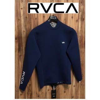 ルーカ(RVCA)の新品 RVCA ルーカ 長袖タッパー ウェットスーツ メンズ ウエットスーツ(サーフィン)