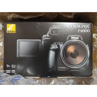 Nikon - 【新品・未開封】Nikon ニコン COOLPIX P1000