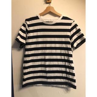 ムジルシリョウヒン(MUJI (無印良品))の無印良品 ボーダーT M(Tシャツ/カットソー(半袖/袖なし))