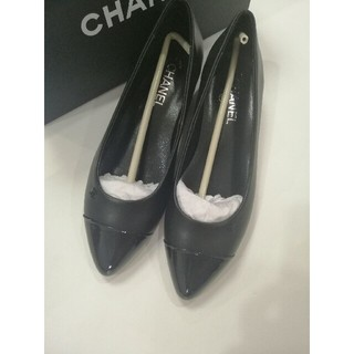 CHANEL - 美品 靴  CHANELシャネル 23.5