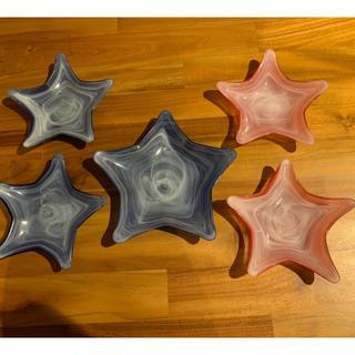 フランフラン(Francfranc)の星型 お皿セット(食器)