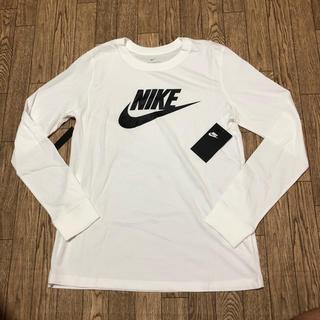 NIKE - 《新品未使用》ナイキ レディース スウッシュ ロングtシャツ ロンt