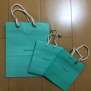ティファニー(Tiffany & Co.)のTiffany 紙袋 ティファニー(ショップ袋)