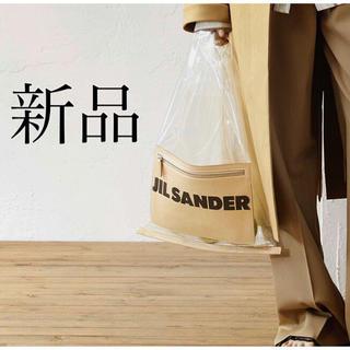 Jil Sander - 2019SS 新品 JIL SANDER ジル サンダー PVC クリアバッグ