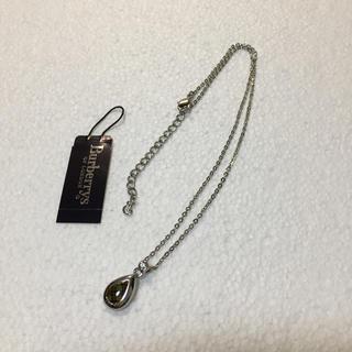 バーバリー(BURBERRY)の⭐️再値下げ⭐️新品⭐️バーバリー ネックレス(ネックレス)