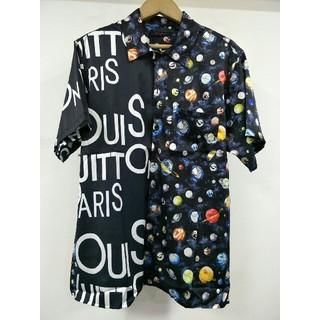 ルイヴィトン(LOUIS VUITTON)のTシャツ メンズ ファション ルイヴィトン M(Tシャツ/カットソー(半袖/袖なし))