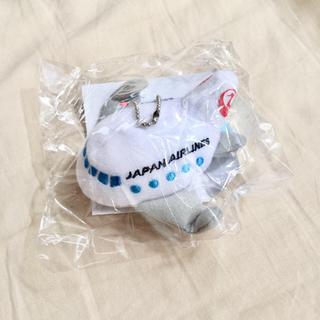 ジャル(ニホンコウクウ)(JAL(日本航空))のJAL 非売品 ♡ キッズ  グッズ  飛行機  模型・ポーチ・マスコット(ノベルティグッズ)