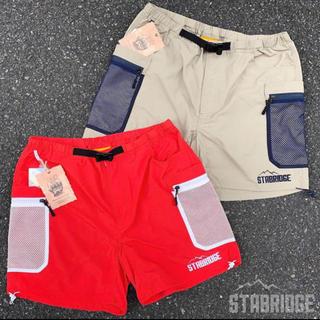 Lサイズ STABRIDGE × GRIPSWANY SHORTS(ショートパンツ)