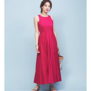 Demi-Luxe BEAMS - ●今季●新品未使用●タグ付き●MARIHA●マリハ●夏のレディのドレス●