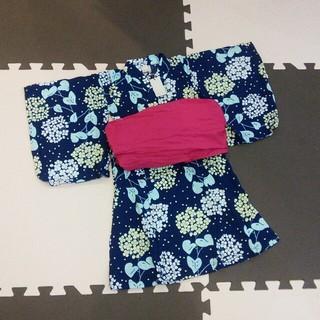 petit main - 新品 プティマイン 浴衣 90 アプレレクール