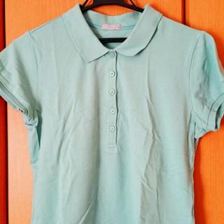 ジーユー(GU)の【最終値下げ】ポロシャツ(シャツ/ブラウス(長袖/七分))