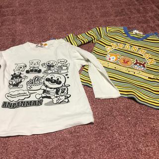 アンパンマン(アンパンマン)のアンパンマンロンティー(Tシャツ/カットソー)
