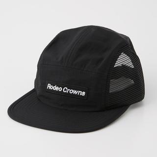 RODEO CROWNS WIDE BOWL - ロデオクラウンズ サイドメッシュ キャップ