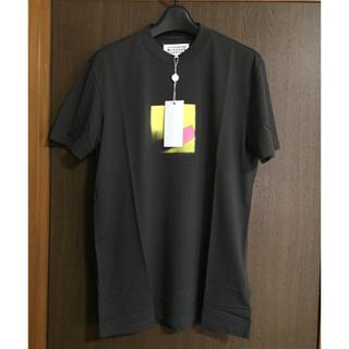 マルタンマルジェラ(Maison Martin Margiela)の52新品64%off マルジェラ スプレープリント Tシャツ 17AW グレー(Tシャツ/カットソー(半袖/袖なし))