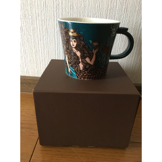 Starbucks Coffee - 新品未使用 スターバックス アニバーサリー 2018 サイレン マグカップ 2個