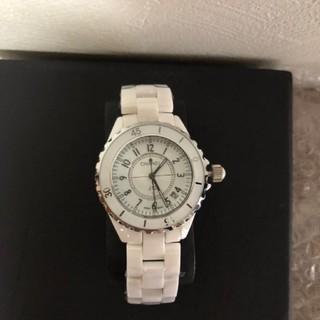 シャネル(CHANEL)のシャネルCHANELメンズ腕時計(腕時計(アナログ))