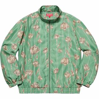 シュプリーム(Supreme)のSupreme Floral Silk Track Jacket(シャツ)