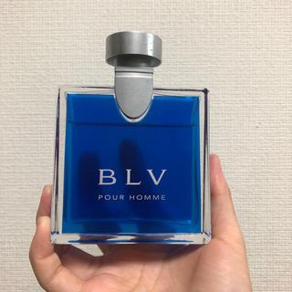 ブルガリ(BVLGARI)のブルガリ ブループールオム オードトワレ(香水(男性用))