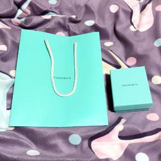 ティファニー(Tiffany & Co.)の♡TIFFANY♡ティファニー♡ショップ袋&空箱♡(ショップ袋)