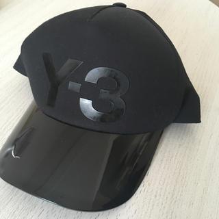 ワイスリー(Y-3)のY-3 × Adidas visor cap(キャップ)