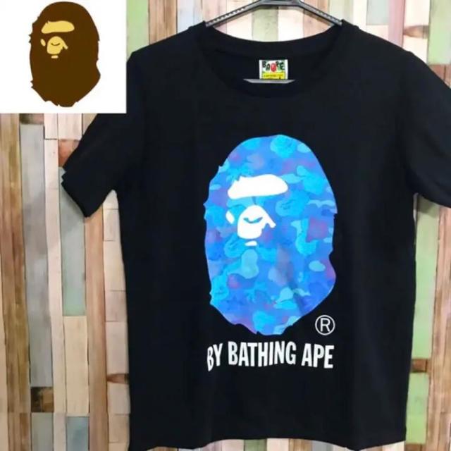 A BATHING APE(アベイシングエイプ)のアベイシングエイプ Tシャツ B0204 メンズのトップス(Tシャツ/カットソー(半袖/袖なし))の商品写真