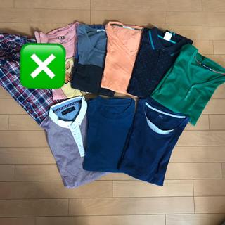 アディダス(adidas)の男子高校生 夏服 まとめ売り(Tシャツ/カットソー(半袖/袖なし))