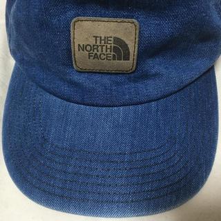 THE NORTH FACE - ノースフェイス パープルレーベル  デニムキャップ