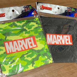 マーベル(MARVEL)のマーベル巾着2点セット(キャラクターグッズ)