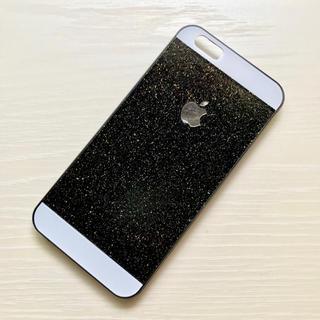 キラキラ iPhoneケース シンプル
