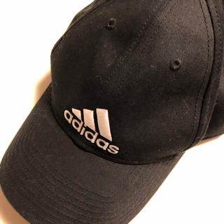 adidas - アディダス キャップ ブラック