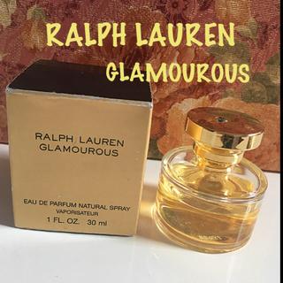 ラルフローレン(Ralph Lauren)のRALPH LAUREN  ❤︎ グラマラス ❤︎オードパルファン❤︎30ml瓶(香水(女性用))