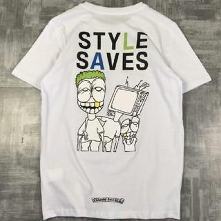 クロムハーツ(Chrome Hearts)のChrome Hearts 新品 カッコいい 普段着 Tシャツ(Tシャツ/カットソー(半袖/袖なし))